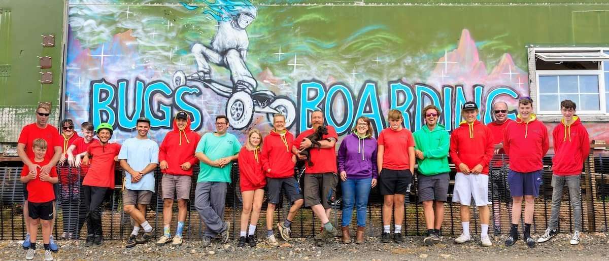 Bugsboarding team